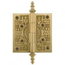 Door Hinges Solid Brass Rustic Garden Hinge Hardware