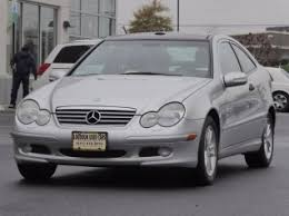 mercedes 2002 c class used 2002 mercedes c class for sale 23 used 2002 c class