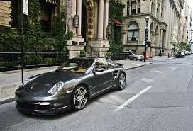 porsche slate gray metallic slate gray 997 turbo in montreal pic teamspeed com