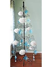 wrought iron tree ornament holder from pergram iron