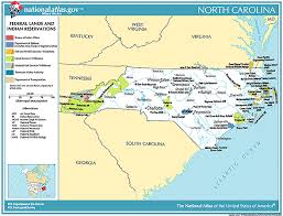america map carolina congressional gop wants to make it easier to offload federal lands
