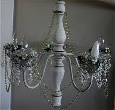 Shabby Chic Chandeliers by Shabby Chic Christmas A Gallery On Flickr
