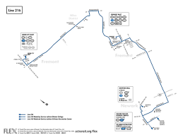 Bart Stations Map by 216 Bus Route Ac Transit Sf Bay Transit
