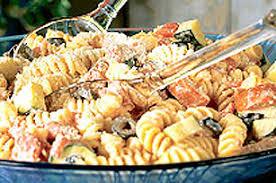 salade de pâtes à la méditerranéenne kraft canada