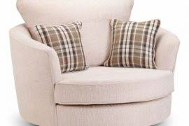 Round Armchair Swivel Chairs U2013 The Sofa Group