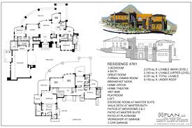 floor plans to 5000 sq ft 10000 house in kerala plan 4761 120