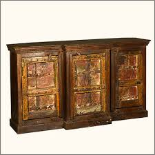 reclaimed wood buffets u0026 sideboards collection on ebay