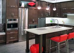 cuisine acrylique armoires de cuisine à laval qc option réno déco
