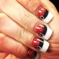 25 most beautiful and elegant christmas nail designs christmas