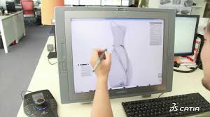 Home Design 3d Tablet Catia V6 Industrial Design Catia Natural Sketch For 3d