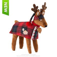 on the shelf reindeer the on the shelf claus couture collection fa la la reindeer