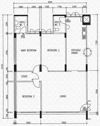 floor plans for hougang avenue 8 hdb details srx property