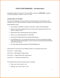 Management Resume Objective Examples by Fast Food Resume Objective Examples U2013 Profesional Resume Template