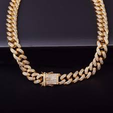 gold link necklace images 12mm cuban link necklace in 24k gold the gold link jpg
