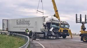 Bad Rappenau Wetter Schwerer Lkw Unfall Auf Der A6 Heilbronn Swr Aktuell Swr De