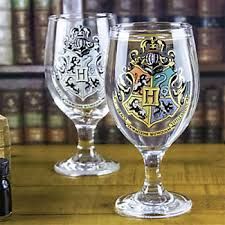 harry potter colour changing glass 350ml