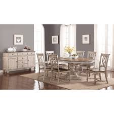 flexsteel wynwood collection plymouth dining room group