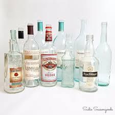 sea glass home decor diy sea glass bottles for summer decor hometalk