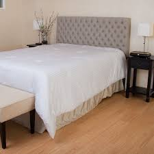 Diy Fabric Tufted Headboard by Diy Fabric Headboard Tips For Nice Bedroom Decoration