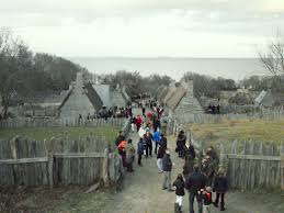 visiting plimoth plantation to celebrate thanksgiving
