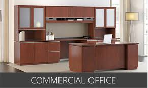 Commercial Office Furniture Desk Furniture Collections At Office Depot Officemax