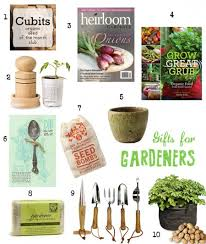 gifts for gardeners great gardening gift ideas gardening gift
