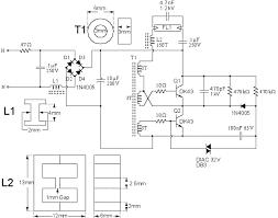 electronic ballast circuit electronic schematics pinterest
