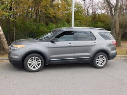 2014 Used Ford Explorer Fwd 4dr Xlt At Toyota Of Fayetteville