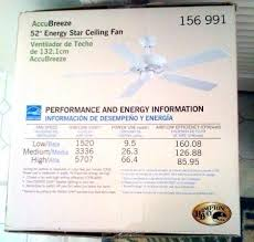 how much energy does a ceiling fan use ceiling fan watts royal ceiling fan watts kaivalyavichar org