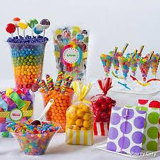 Minions Candy Buffet by Candy Buffets