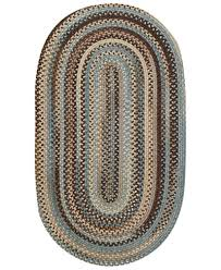 Capel Area Rug Capel Area Rug American Legacy Oval Braid 0210 700 7 X 9 Rugs