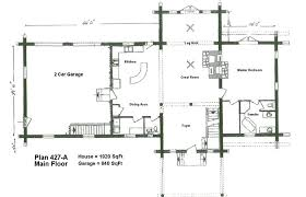 ranch log home floor plans log home floor plan to square sq ranch plans small cabin homes
