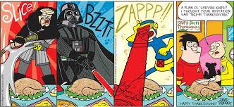 ask a cartoonist happy thanksgiving comics kingdom