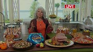paula deen shares thanksgiving tips wral
