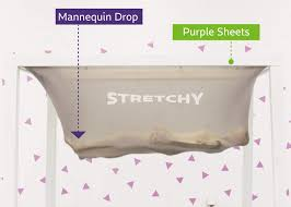 breathable sheets the purple bamboo sheets soft stretchy free shipping