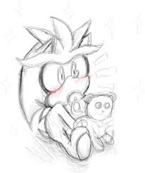 sketch baby silver by sonicmiku on deviantart