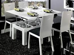Furniture For Small Dining Room Transformable And Convertible Furniture Ideas Small Spaces