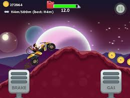 hill racing christmas special android apps on google play
