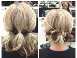 a quick and easy hairstyle i can fo myself best 25 hairstyles for short hair ideas on pinterest hairstyles