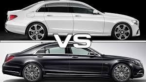 mercedes c class vs s class 2017 mercedes e class l vs mercedes s class