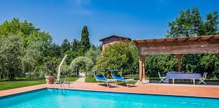 Lucca Italy Map by Casa Luciana Luxury Retreats