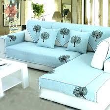 Slip Covers For Sectional Sofas Sofa Slip Covers Chaise Sectional Slipcover Sofa With Chaise Or
