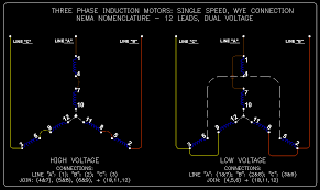wye delta connection detail schematics ecn electrical forums