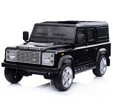 electric land rover licensed land rover defender 12v child u0027s battery electric ride on