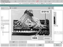 bmw icom japanese software wiring diagram 配線図 service plan