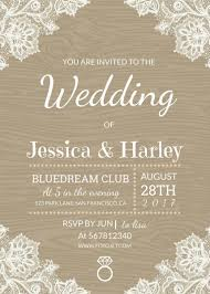 3 beautiful free wedding invitation templates that you can make