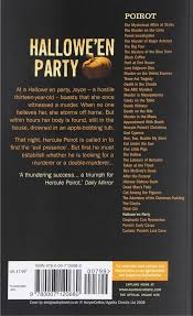 poirot halloween party cast hercule poirot halloween party poirot amazon de agatha