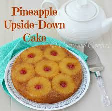 kitchen simmer easy pineapple upside down cake