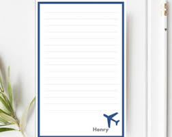 letter writing set etsy