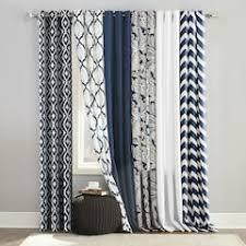 Navy Buffalo Check Curtains Red Curtains U0026 Drapes Window Treatments Home Decor Kohl U0027s